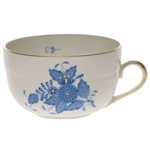 Herend Chinese Bouquet Blue Canton Cup