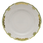Herend Princess Victoria Green Bread & Butter Plate