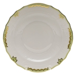 Herend Princess Victoria Green Salad Plate