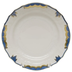 Herend Princess Victoria Blue Bread & Butter Plate
