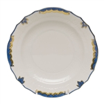 Herend Princess Victoria Blue Salad Plate