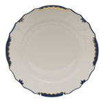 Herend Princess Victoria Blue Dinner Plate