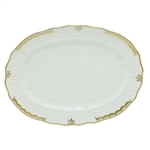 Herend Princess Victoria Gray Platter