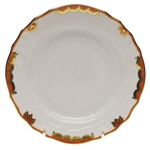 Herend Princess Victoria Rust Bread & Butter Plate