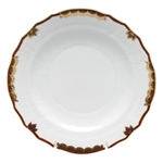 Herend Princess Victoria Brown Bread and Butter Plate