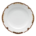 Herend Princess Victoria Brown Salad Plate