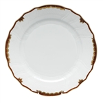 Herend Princess Victoria Brown Dinner Plate