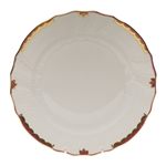 Herend Princess Victoria Pink Dinner Plate