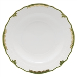 Herend Princess Victoria Dark Green Salad Plate
