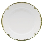 Herend Princess Victoria Dark Green Dinner Plate