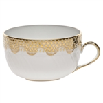 Herend Fish Scale Gold Canton Cup
