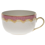 Herend Fish Scale Raspberry Canton Cup