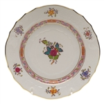 Herend Chinese Bouquet Multicolor Bread & Butter Plate