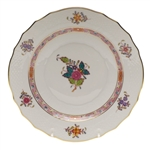 Herend Chinese Bouquet Multicolor Salad Plate