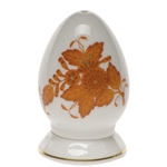 Herend Chinese Bouquet Rust Pepper Shaker
