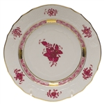 Herend Chinese Bouquet Raspberry Bread & Butter Plate