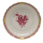 Herend Chinese Bouquet Raspberry Canton Saucer