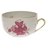 Herend Chinese Bouquet Raspberry Canton Cup