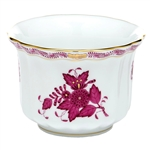 Herend Chinese Bouquet Raspberry Mini Cachepot