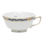 Herend Chinese Bouquet Garland Black Sapphire Teacup