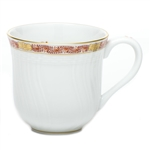 Herend Chinese Bouquet Garland Rust Mug