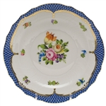 Herend Printemps Blue Salad Plate Motif #1
