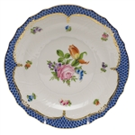 Herend Printemps Blue Salad Plate Motif #2