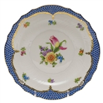 Herend Printemps Blue Salad Plate Motif #3