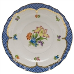 Herend Printemps Blue Salad Plate Motif #5