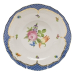 Herend Printemps Blue Dessert Plate Motif #2