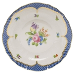 Herend Printemps Blue Dessert Plate Motif #4