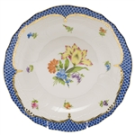 Herend Printemps Blue Dessert Plate Motif #5