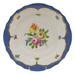 Herend Printemps Blue Dinner Plate Motif #1