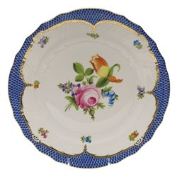 Herend Printemps Blue Dinner Plate Motif #2