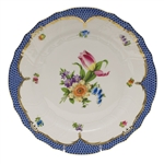 Herend Printemps Blue Dinner Plate Motif #3