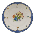 Herend Printemps Blue Dinner Plate Motif #5