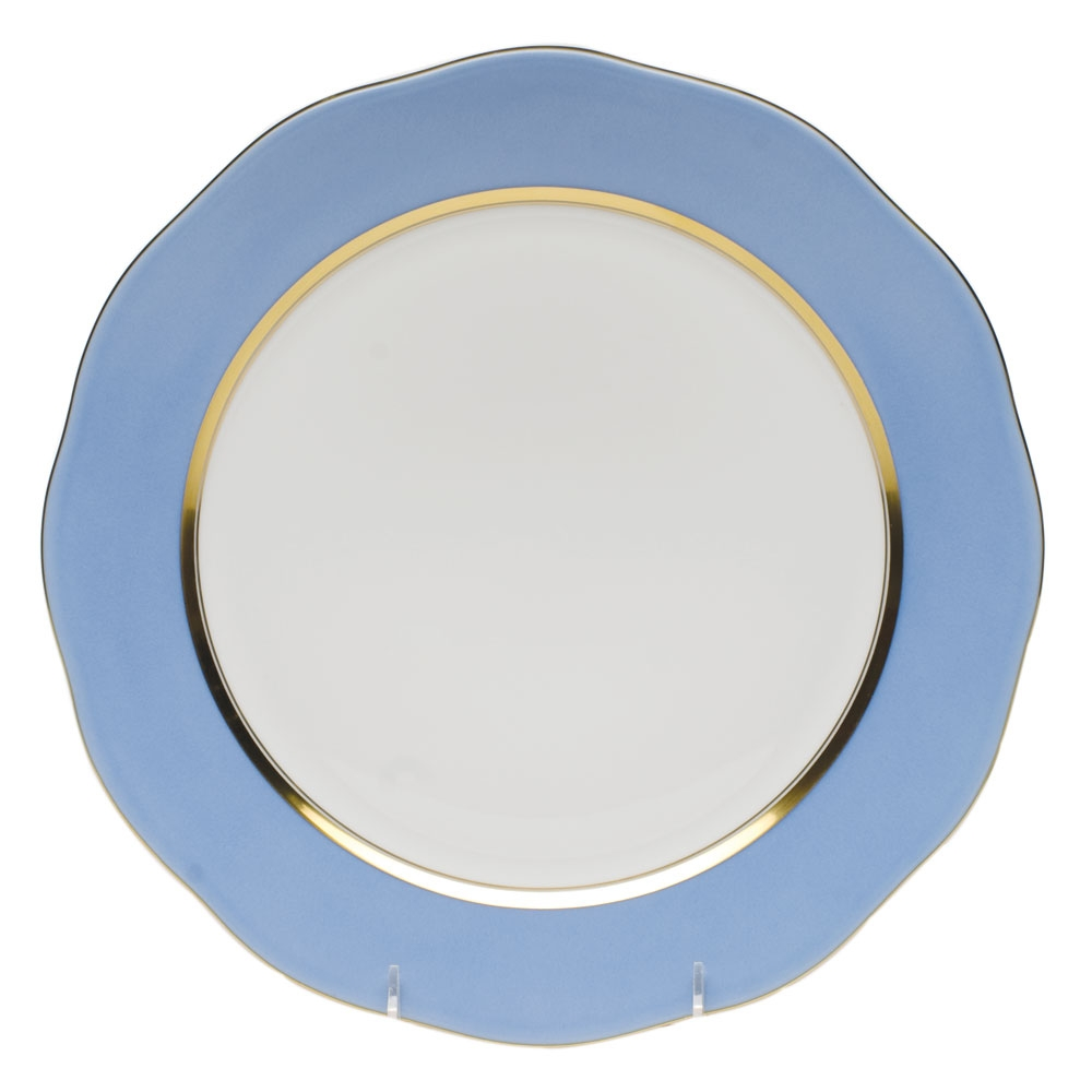 Herend China Cornflower Charger Plate At Herendstore
