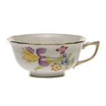 Herend Antique Iris Tea Cup Motif #1