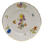 Herend Antique Iris Bread & Butter Plate Motif #1