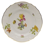 Herend Antique Iris Bread & Butter Plate Motif #2