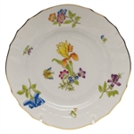 Herend Antique Iris Bread & Butter Plate Motif #4