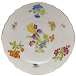 Herend Antique Iris Salad Plate Motif #1