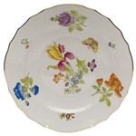 Herend Antique Iris Salad Plate Motif #2
