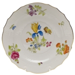Herend Antique Iris Salad Plate Motif #3