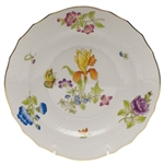Herend Antique Iris Salad Plate Motif #4