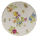 Herend Antique Iris Dinner Plate Motif #1