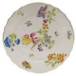 Herend Antique Iris Dinner Plate Motif #2