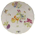 Herend Antique Iris Dinner Plate Motif #4