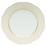Herend Beige Service Plate