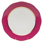 Herend China Raspberry Charger Plate